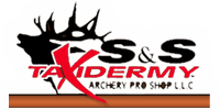 S&S Taxidermy 200x100 Home Page